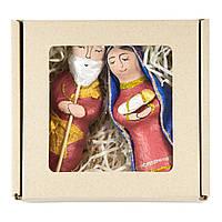 Шопка скульптурна №07 Мария и Иосиф
