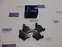 Тормозные колодки, задние MB VITO 638 Tomex 1289TOM