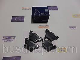 Гальмівні колодки, задні MB VITO 638 Tomex 1289TOM