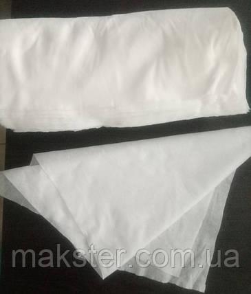 Одноразовое полотенце, 40х70, 100шт., фото 2