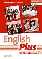 English Plus 2: Workbook & MultiROM Pack (UA)