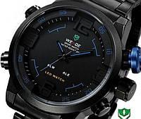 Мужские элитные спортивные часы WEIDE ELITE, фото 1