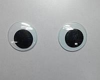 """Глазки для игрушек """"бегающие"""", №11."""