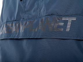 Анорак Урбан Планет, синий Tech NVY, фото 3