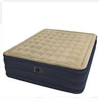 "Односпальная надувная кровать Intex 67906 ""Ultra Plush"" (191х99х46 см.)"
