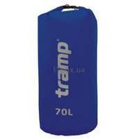 Гермомешок PVC 70 л. (синий) Tramp