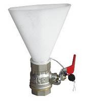 Кран для шланга огнетушителя порошкового передвижного ОП-50, ОП-100