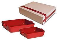 Набор форм для запекания Emile Henry красных 349816, фото 1