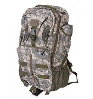 Рюкзак Туристический нейлон Innturt Middle A1018-2 camouflage, рюкзак на охоту, рыбалку,в поход