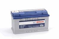 Аккумуляторная батарея S4 ПРАВ [+] 12V 95AH 800A BOSCH 0092S40130.