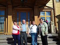 Экскурсия в Межигорье