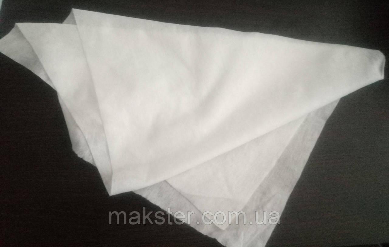 Одноразовое полотенце, 25х40, 100шт.