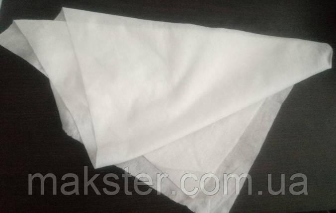 Одноразовое полотенце, 25х40, 100шт., фото 2