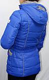 Куртка пуховик короткая женская, фото 2