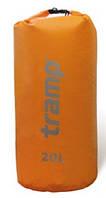 Гермомешок PVC 20 л. оранжевый Tramp