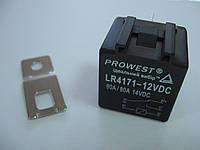 Реле автомобильное LR4171-12VDC 60A/80A 14V 1C