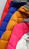 Куртка пуховик короткая женская, фото 5