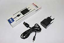 Зарядное устройство ProfiAks USB 1A + кабель MicroUsb