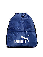 Рюкзак-мешок Puma синий
