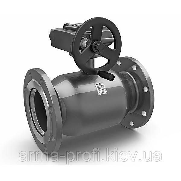 Кран шаровый фланцевый стальной полнопроходной LD Ду 250 Ру16
