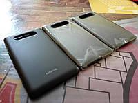 Чехол для Nokia Lumia 820 PL черный