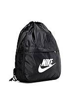 Рюкзак-мешок Nike черный