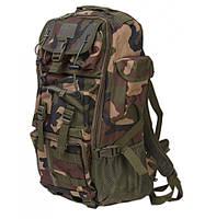 Рюкзак Туристический нейлон Innturt Middle A1020-4 camouflage, рюкзак на охоту и рыбалку