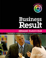 Business Result Advanced 2E: Student's Book & DVD-ROM Pack