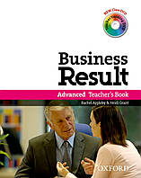 Business Result Advanced 2E: Teacher's Book & DVD Pack