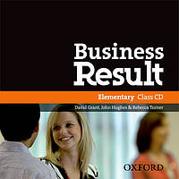 Business Result Elementary: Audio CD