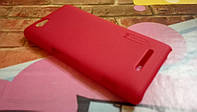 Чехол для телефона Sony Xperia M C1905 PL красный