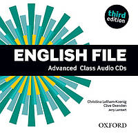 English File 3rd Edition Advanced: Class Audio CD (5)