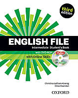 English File, 3rd Edition Intermediate SB with iTutor and Online Skills Practice Pack