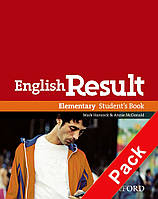 English Result Elementary Teacher's Book with DVD Pack