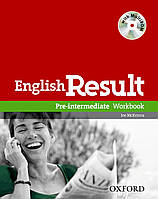 English Result Pre-Intermediate Workbook without key