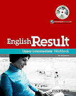 English Result Upper-Intermediate: Workbook with MultiROM Pack