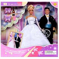 Кукла DEFA 20991 жених и невеста , фото 1