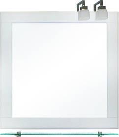 Зеркало Мойдодыр Сорренто 80х80