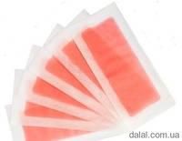 Восковые полоски для эпиляции с ягодами и маслом Ши (10пар)