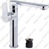 Смеситель для ванны Q-tap Eco CRM-007