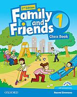 Family & Friends 2E: 1 Class Book Pack