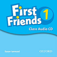 First Friends 1: Class Audio CD