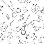 Заготовки для ручної роботи, гумки, обручі, пов'язки