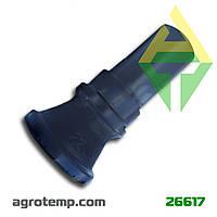 Фланец большой применяется в подшипниковом узле на секции лущильника ЛДГ 151.72.220