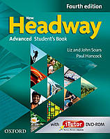 New Headway 4th Ed Advanced: Student's Book Pack and iTutor DVD-ROM
