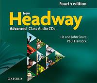 New Headway 4th Ed Advanced: Class Audio CDs (4)