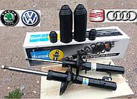 Амортизаторы стойки передние Bilstein Volkswagen Golf IV Octavia Audi A3 пыльники отбойники