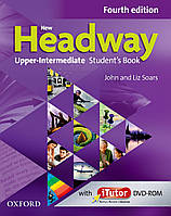 New Headway 4th Ed Upper-Intermediate: Student's Book Pack and iTutor DVD-ROM