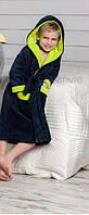 Теплый махровый халат для мальчика и девочки.Wiktoria 352