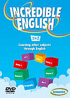 Incredible English 1 & 2: DVD